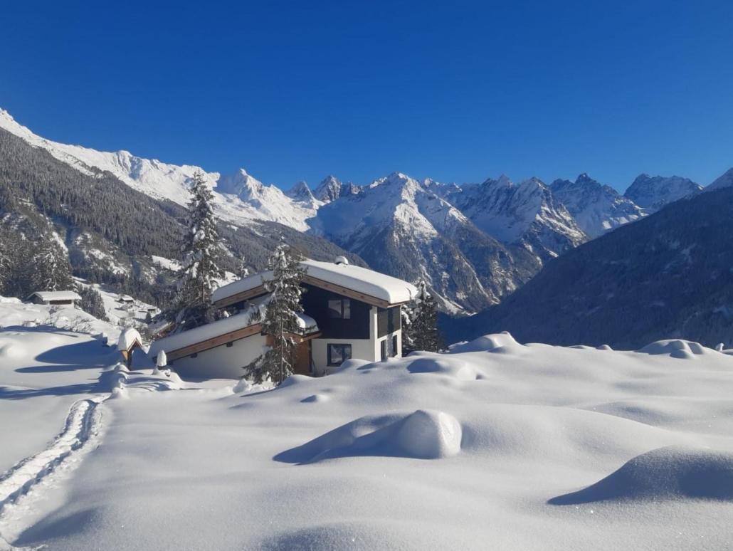 die stille und ruhige Seite des Winters genießen