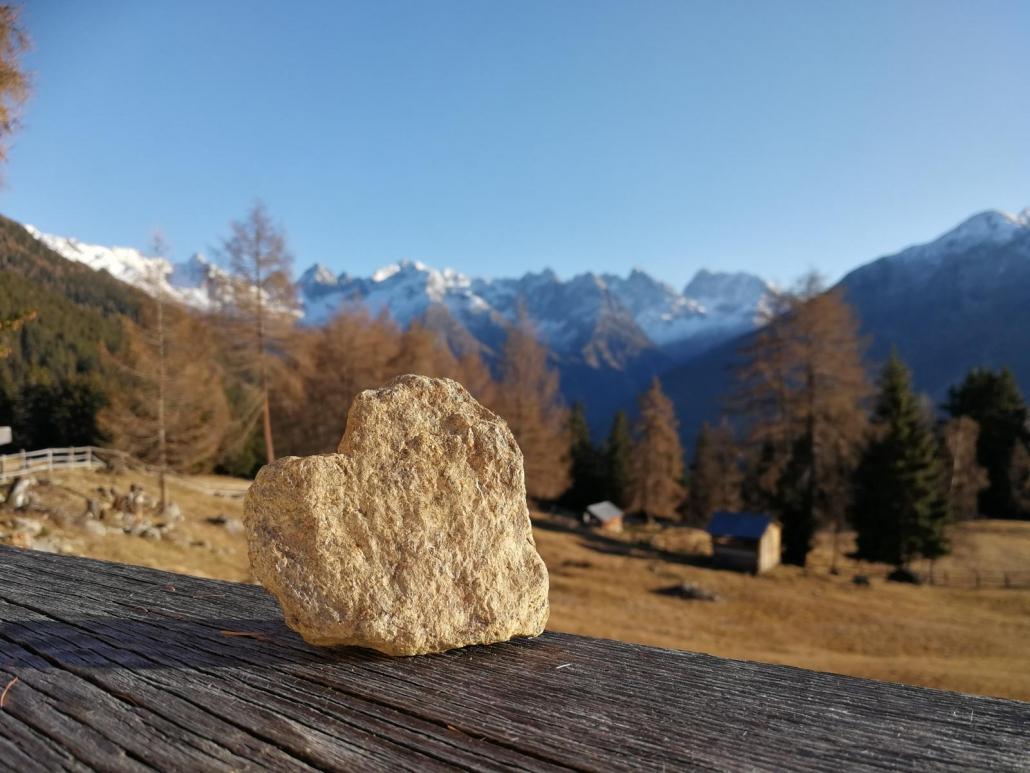 wenn das Herz für die Berge schlägt...